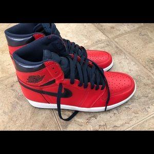 Nike Shoes - Mens Air Jordan Letterman sneakers.  NWT